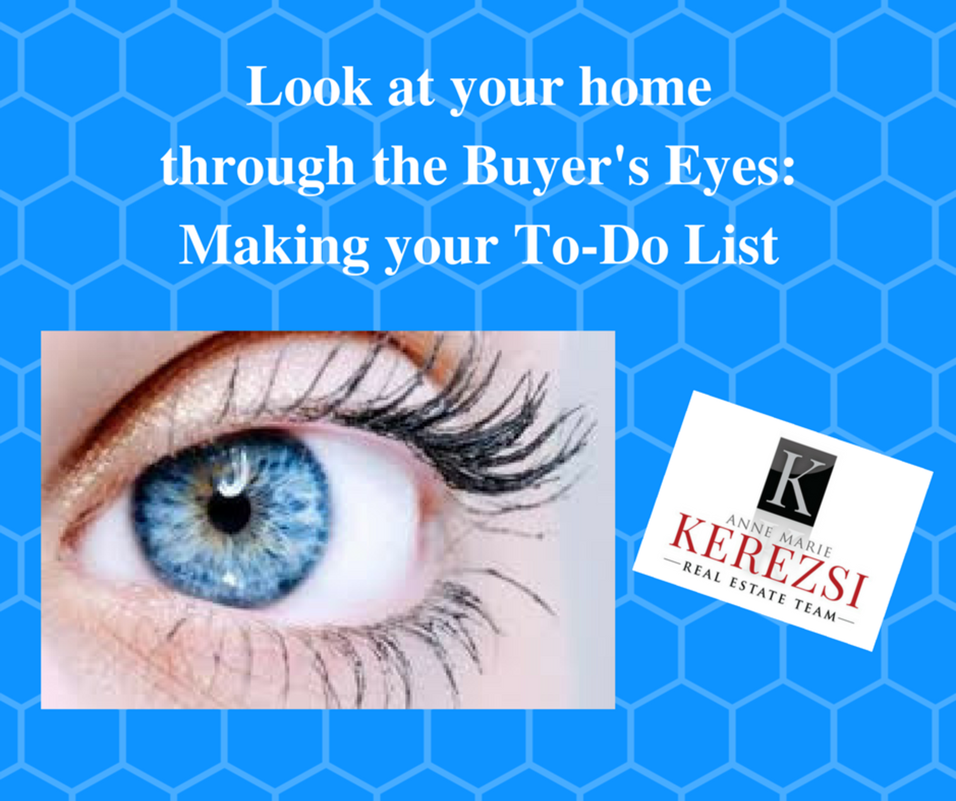 Look at Your Home Through a Buyer's Eyes: Making Your To-Do List (from HomeKeepr)