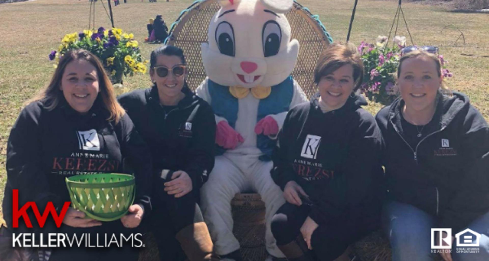 Kerezsi Real Estate Team 3rd Annual Easter Egg Hunt