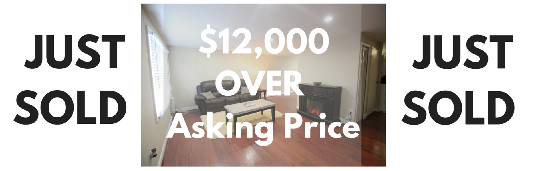 VIDEO: JUST SOLD FOR $12,000 OVER ASKING PRICE!