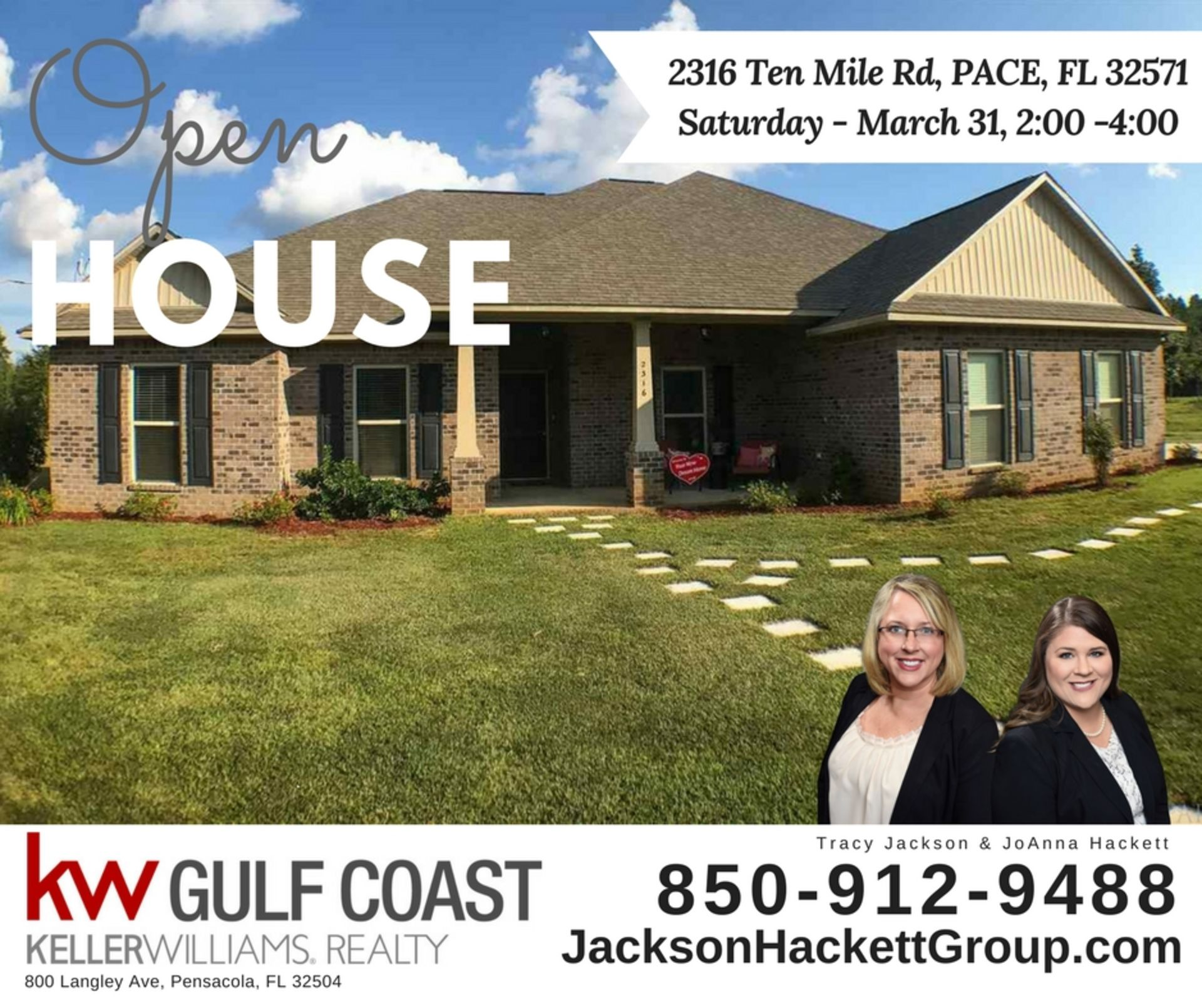 2316 Ten Mile Rd Pace Open House