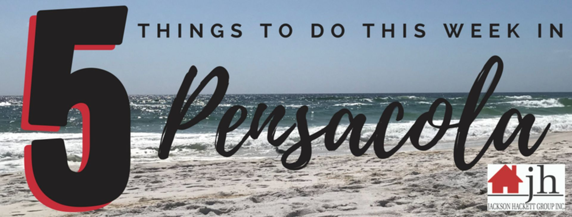2-Minute Tuesday – 5 Things To Do This Week In Pensacola