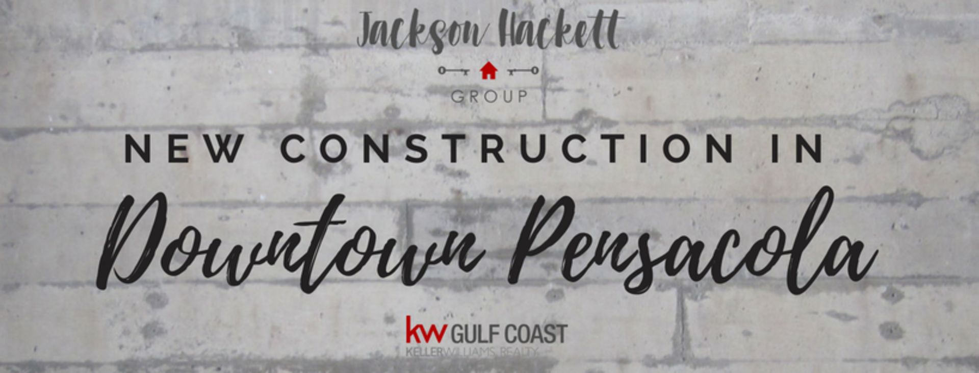 Downtown Pensacola New Construction