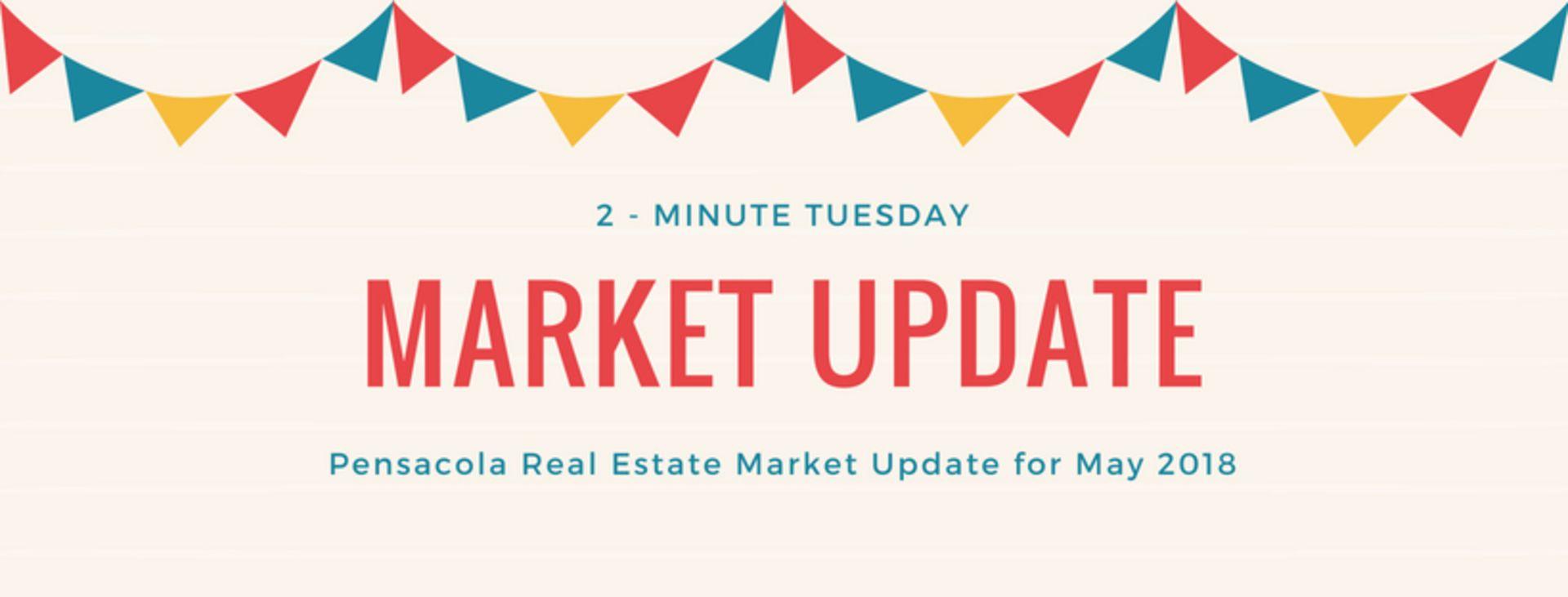 Pensacola Real Estate Market Update