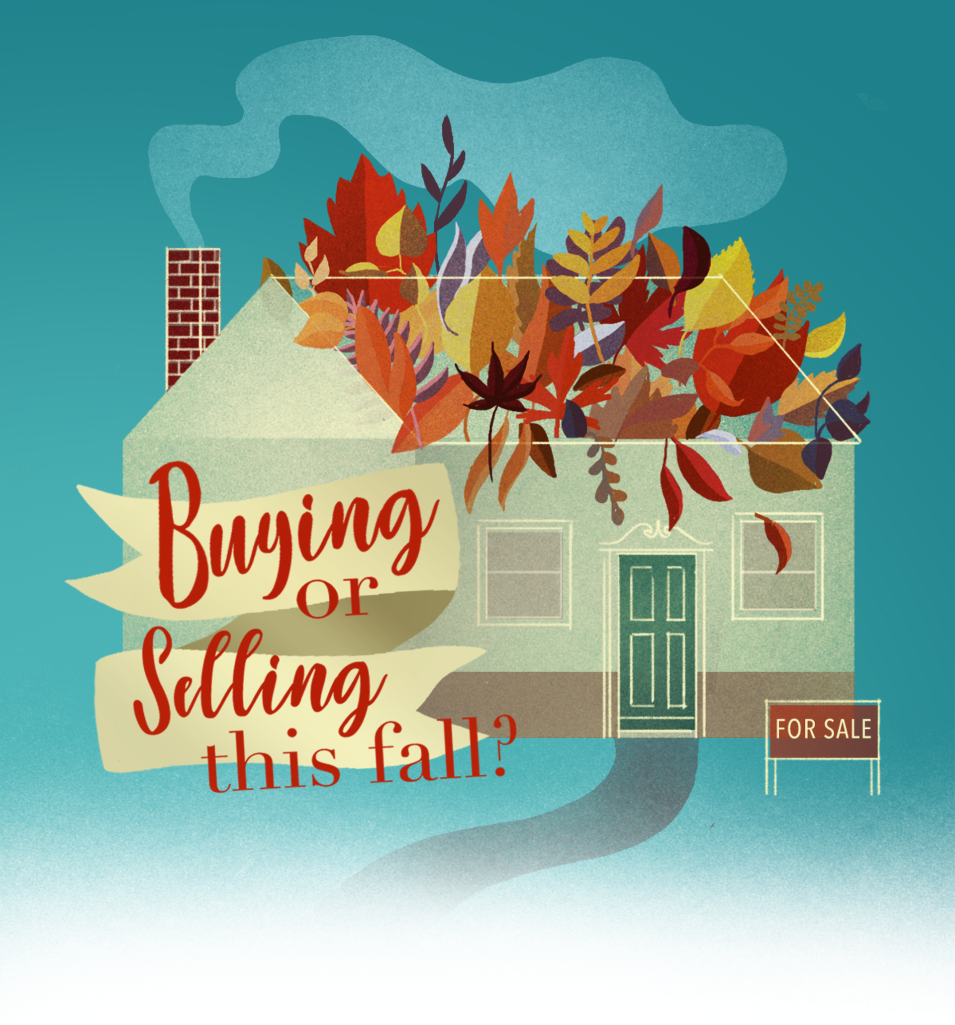 7 Reasons Why Fall IS the Time to Buy or Sell