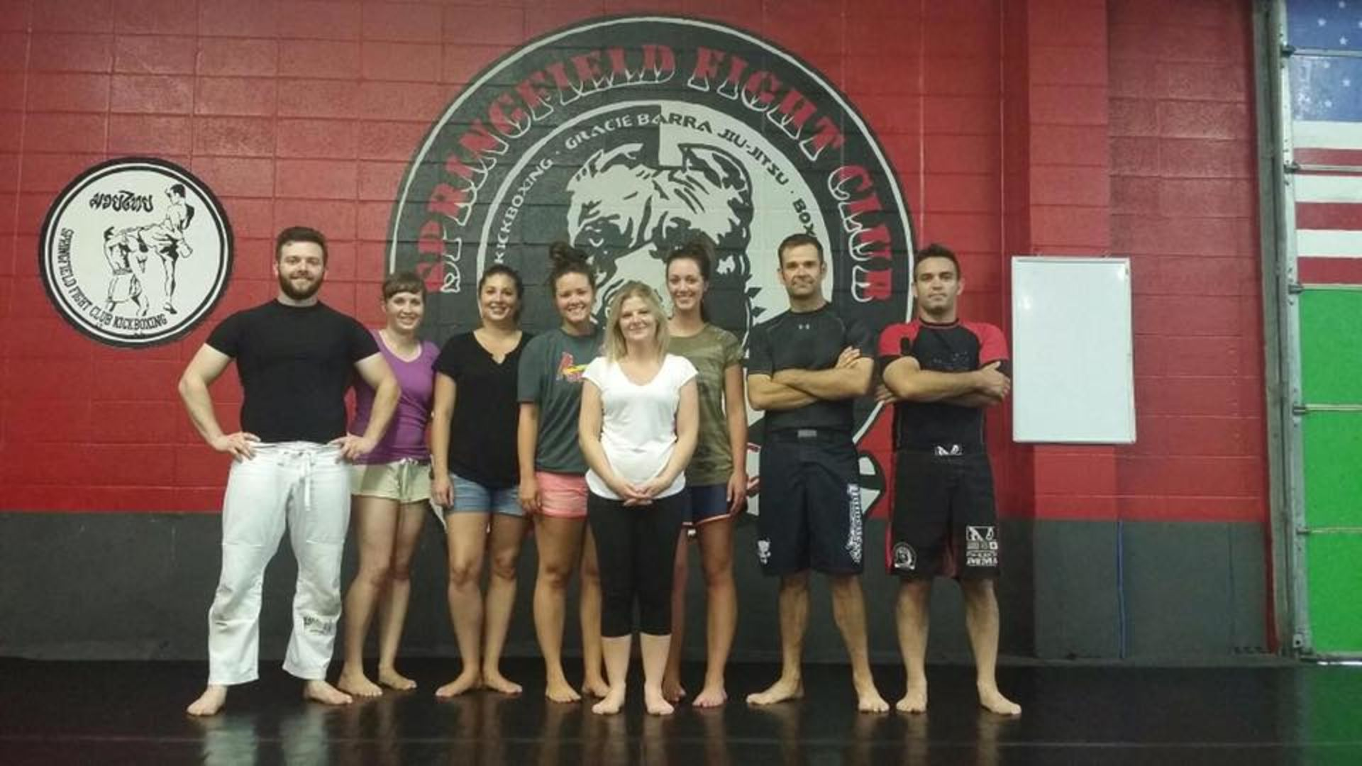 Self Defense Class at The Springfield Fight Club