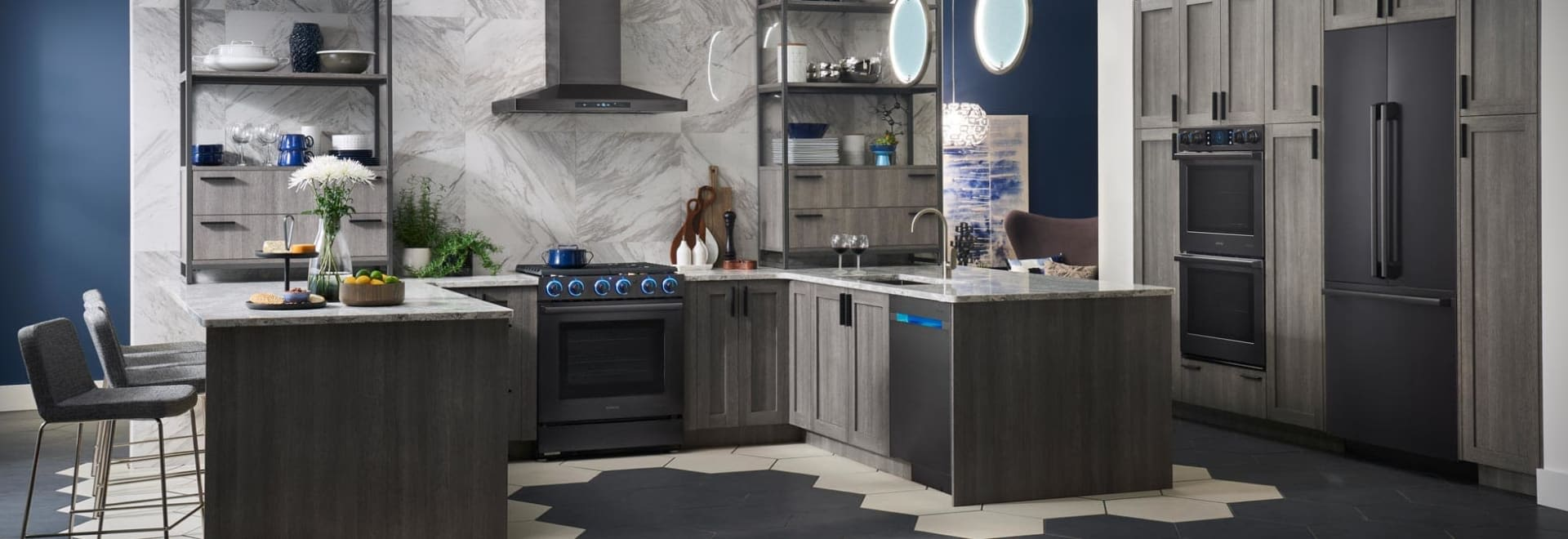 Black Is Sexy In Your Kitchen