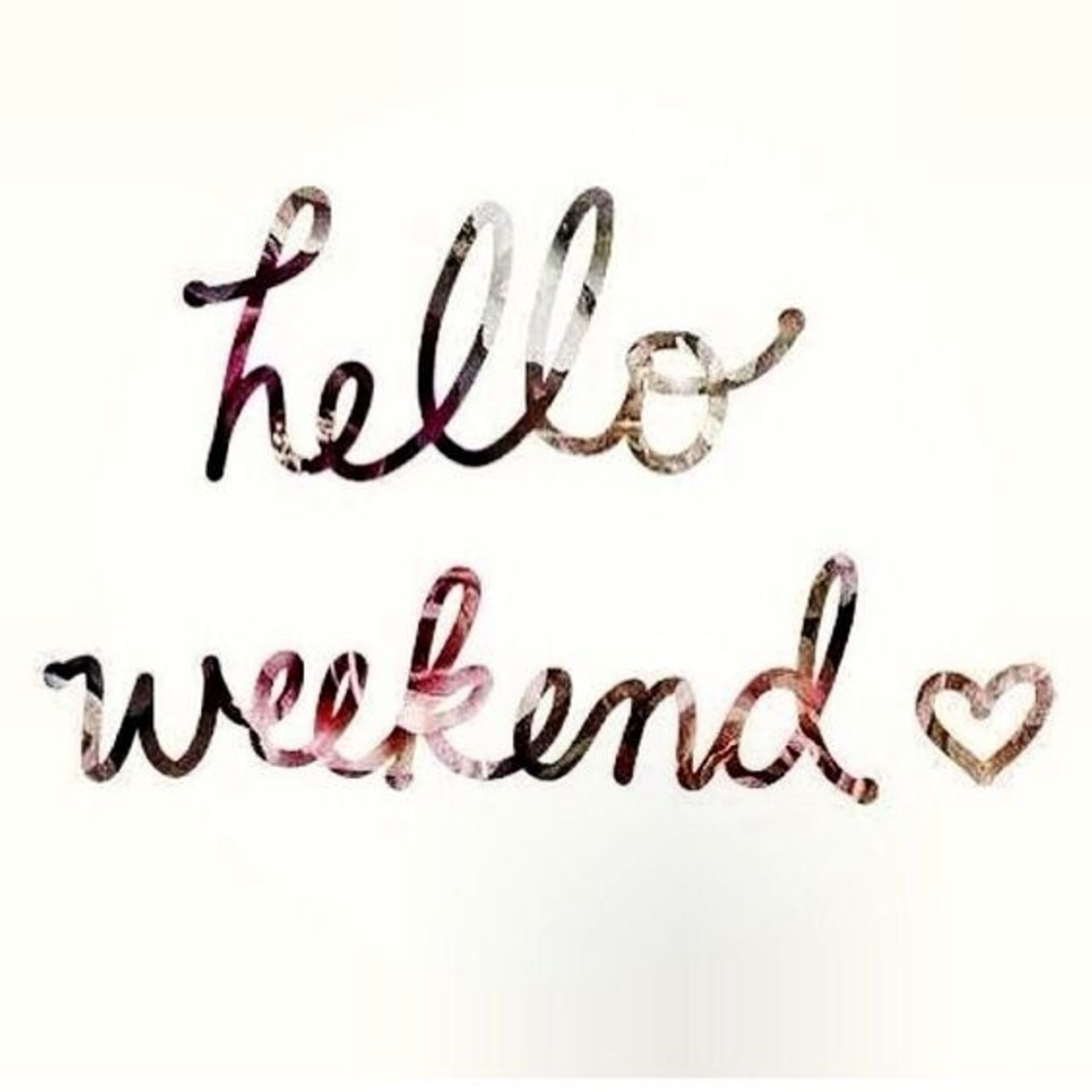 Make the Most of your Weekend!