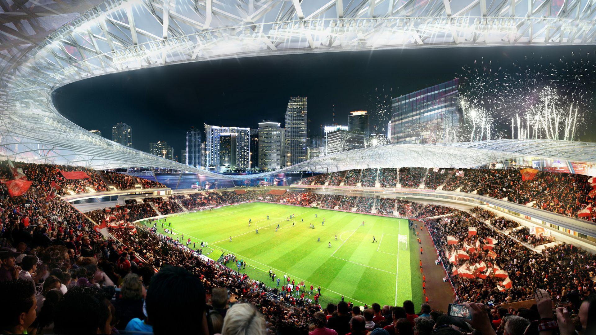 Soccer team in Miami is finally born