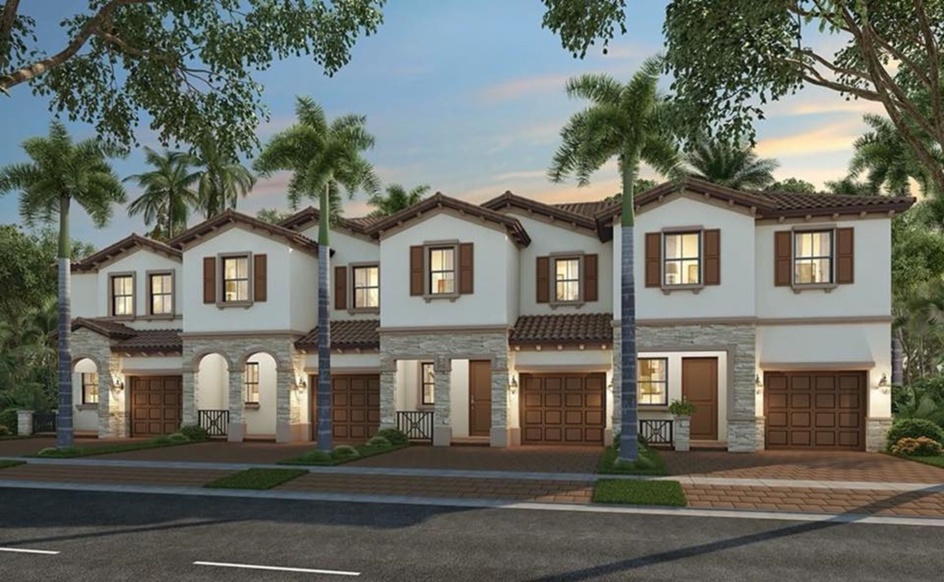 Miami New Construction Townhomes