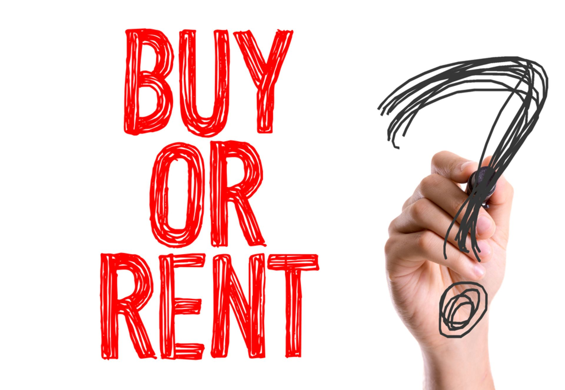 WHY RENT WHEN YOU CAN OWN