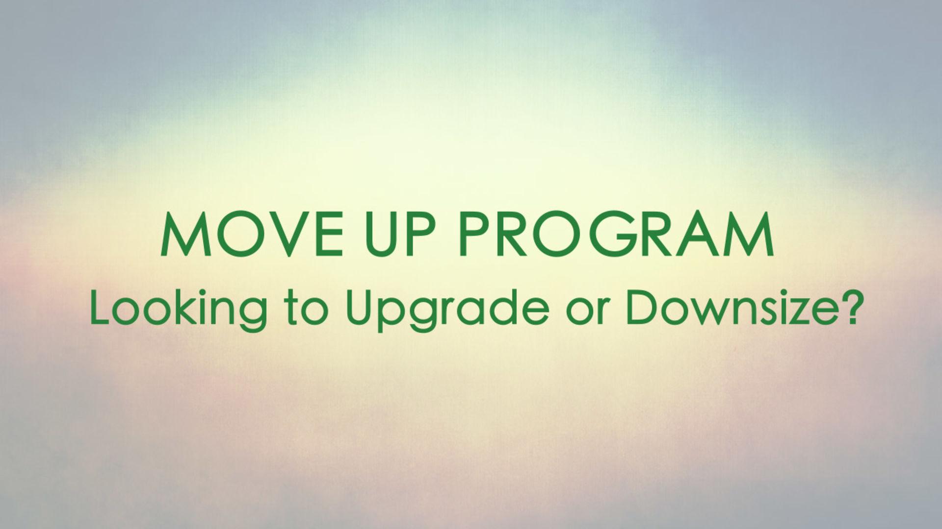 Move up Program