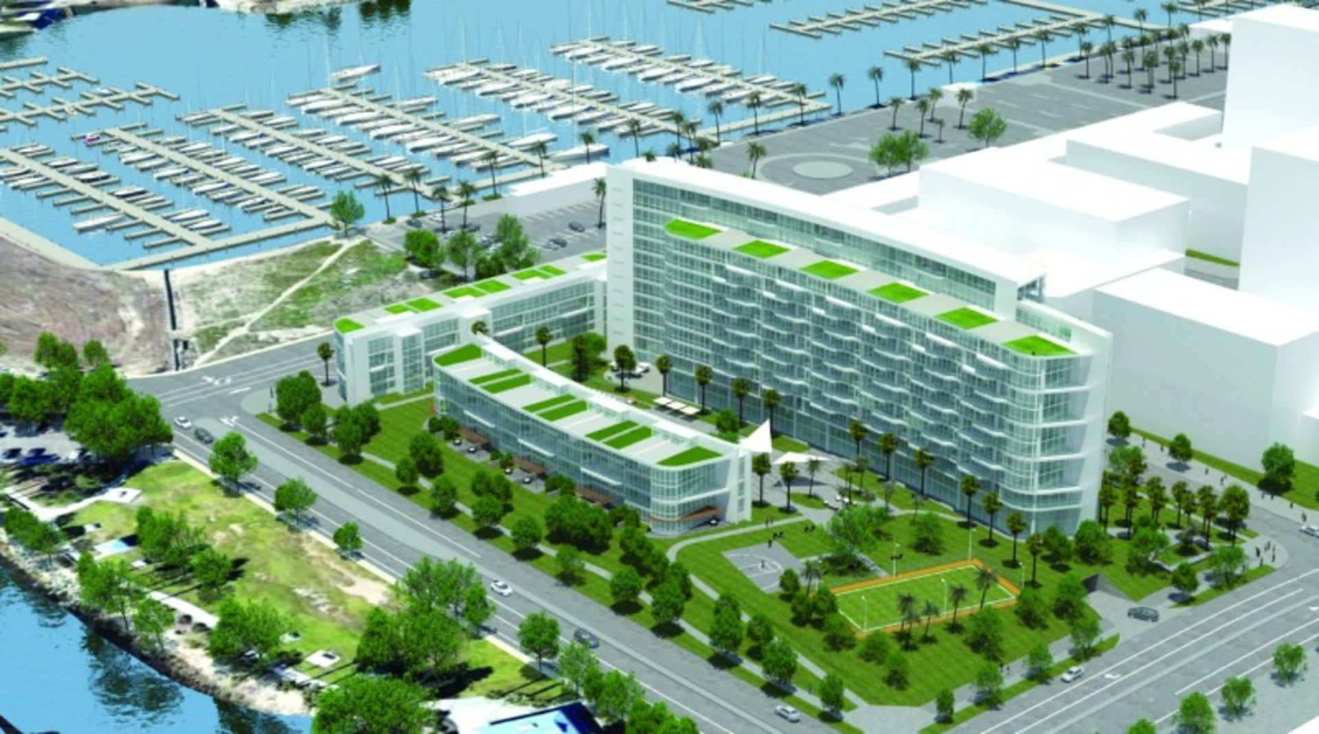 Negotiating period for Chula Vista Bayfront project extended again