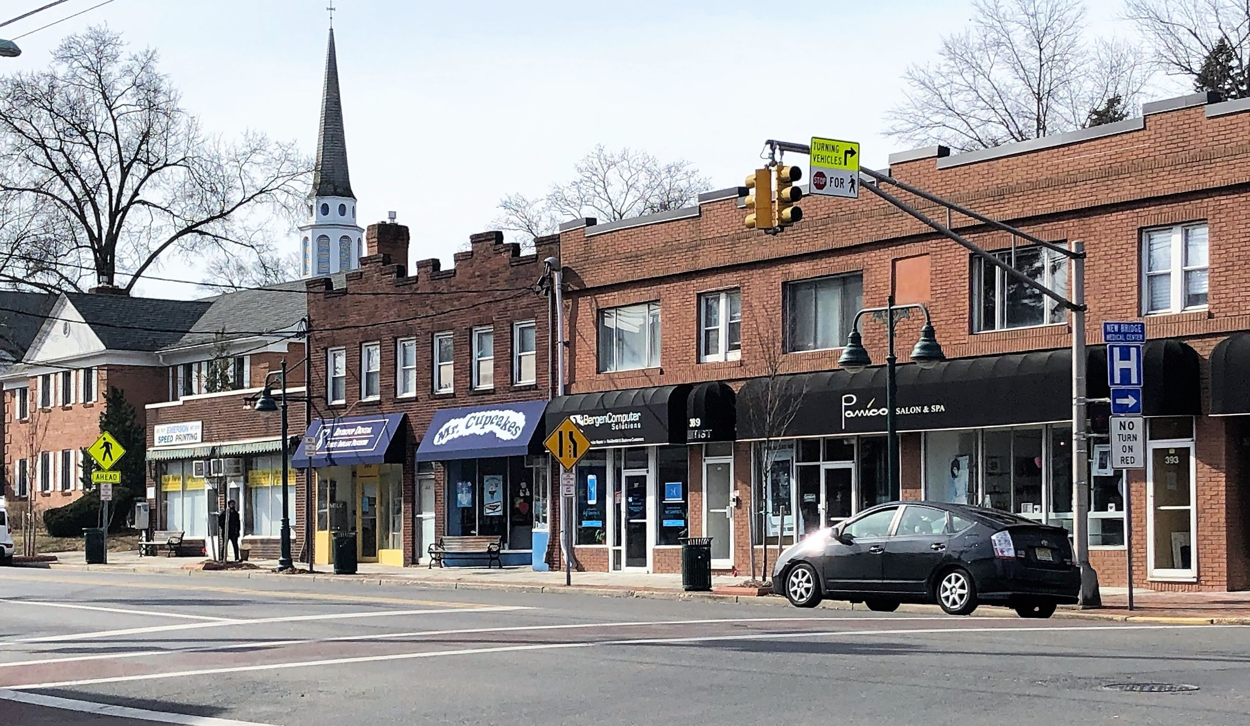 Oradell NJ