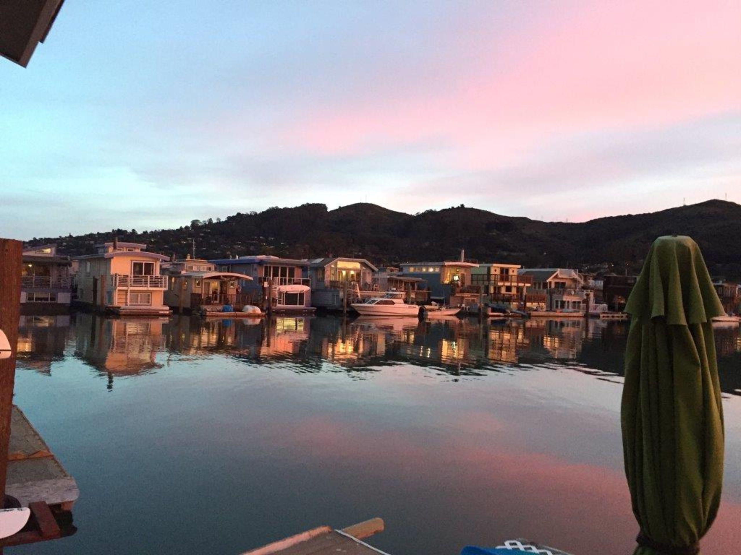Floating Homes of Sausalito