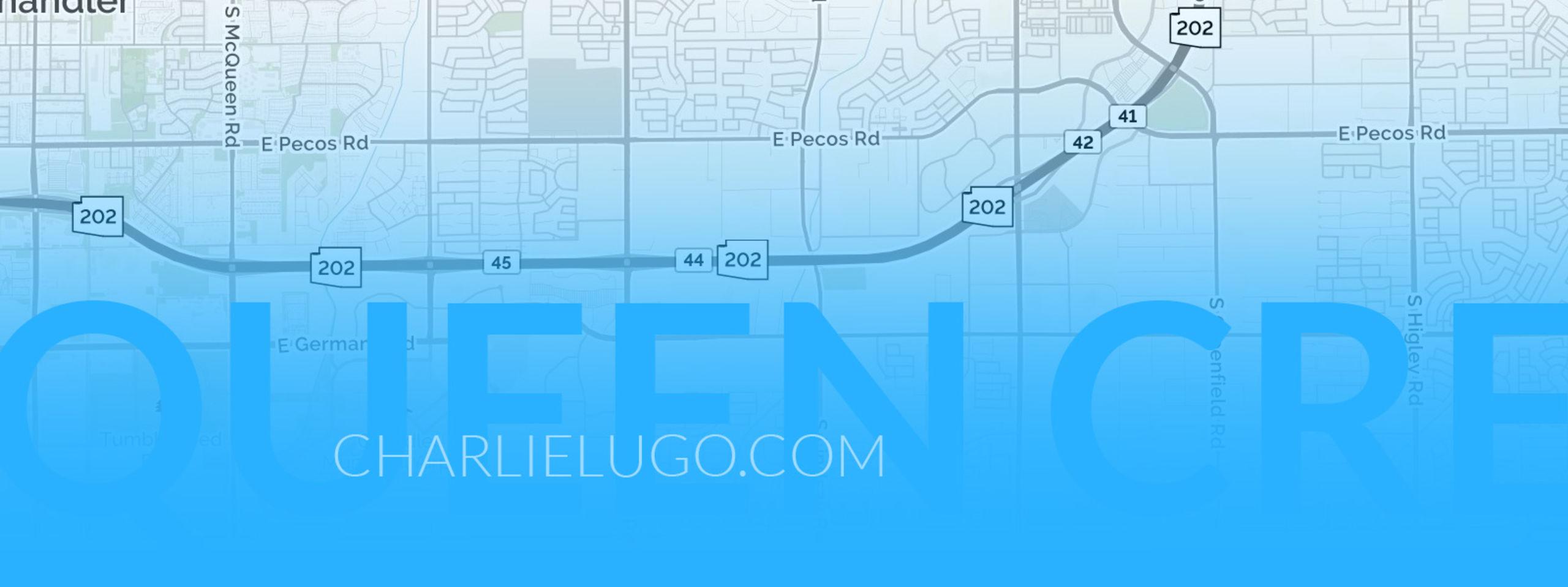 Map Of Arizona Cities Queen Creek.Homes For Sale In Queen Creek