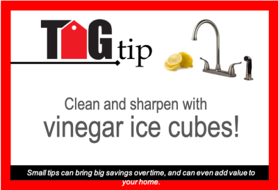 TAG Tip – A clean garbage disposal?
