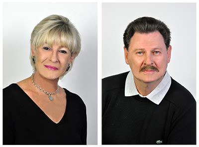 Judy Jones & Ron Moore
