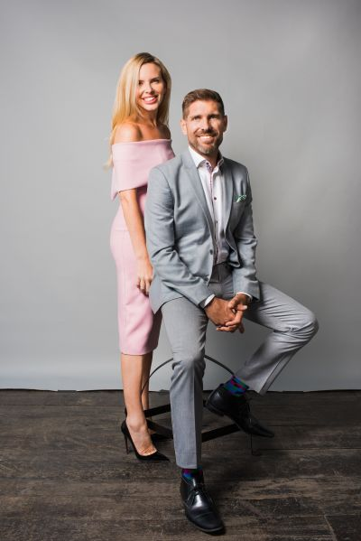 Jon Paulson & Cheryl Mickolwin