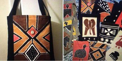 Mud Cloth Inspired Art Workshop with Gloria Grandy