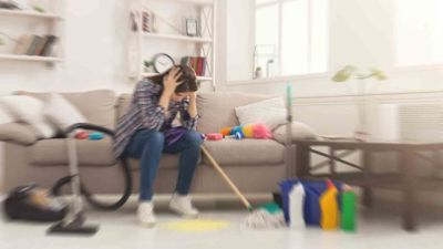 5 Ways You're Unknowingly Sabotaging Your Housecleaning Efforts