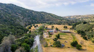 California Ranch Bigger Than San Francisco Hits Market for $72 Million