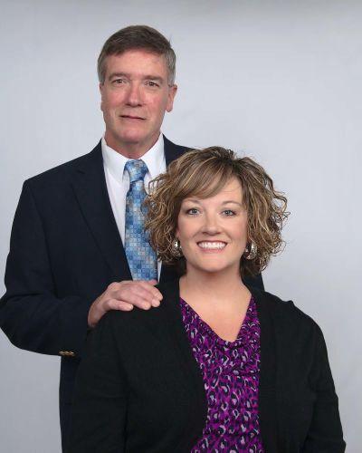 Randy and Maureen
