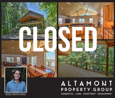 Sold! Craftsman in the Woods!