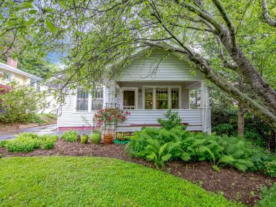 NEW LISTING! North Asheville Bungalow