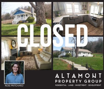 Sold! Farmhouse and bonus apartment in Candler