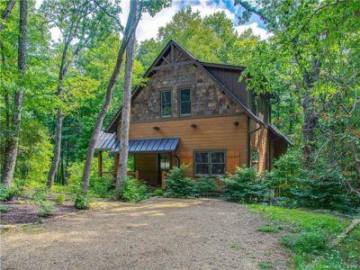 New on Market! Upscale Cabin on Bearwallow Mountain