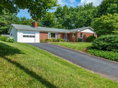 NEW LISTING! One Level Home Near Downtown Waynesville