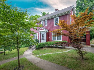 NEW LISTING! Updated Montford Colonial Bordering a Public Park