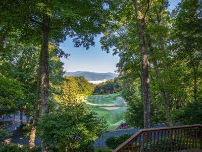 Mountain Air | Contemporary Home | Golf Course & Mountain Views!