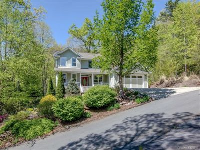 Just Sold! Quality Arts and Crafts Home in E Asheville