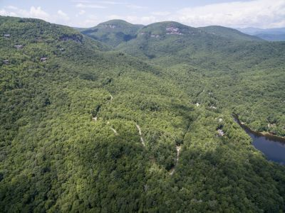 Toxaway River Preserve | Prime Conservation Lots For Sale