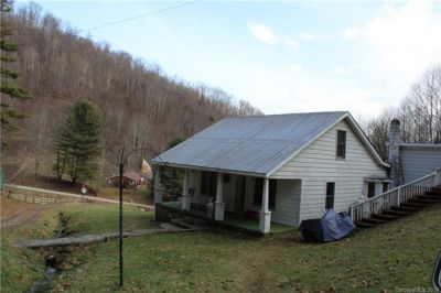SOLD! Farmhouse with Creek in Burnsville