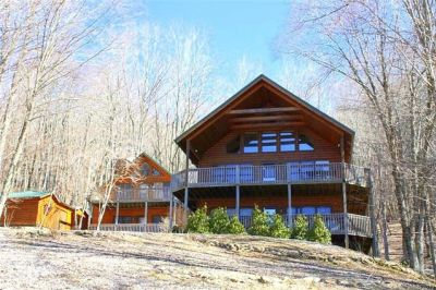 SOLD! Cabin and Guest House in Wolf Laurel