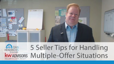 5 Tips for Making the Most of Your Multiple-Offer Situation