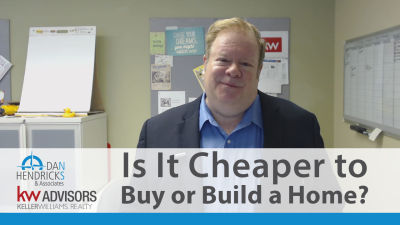 Buying a Home vs. Building a Home