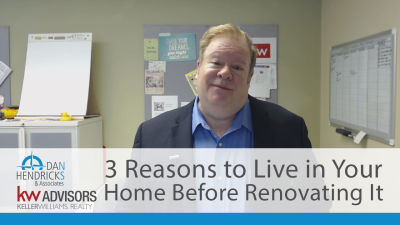 3 Reasons to Wait Before You Renovate