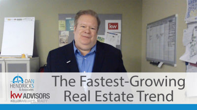 The Fastest-Growing Trend in Real Estate