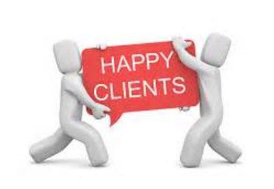 What My Clients Have to Say About Me!!