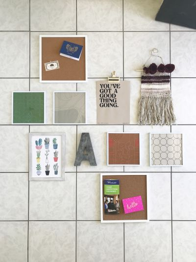 Gallery Wall Hacks & Giveaway