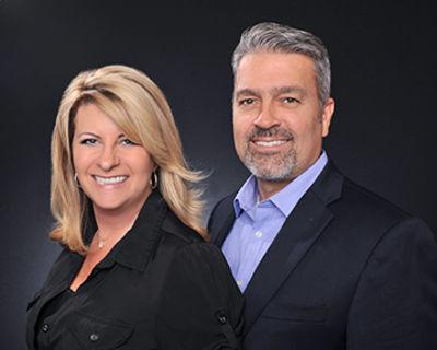 Jeff Reynolds & Wende Harrison Reynolds