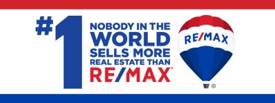 RE/MAX #1 IN THE WORLD