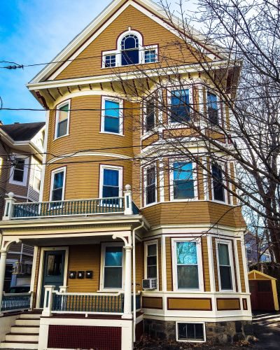OFF MARKET: Enormous 3-Family in BROOKLINE!