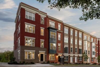 Where to find new home construction-condo living  in Reston VA