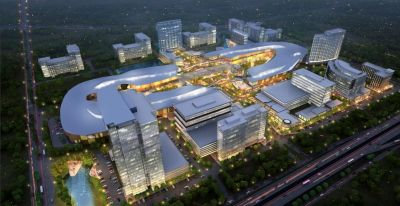 New Multilevel Shopping Center in Frisco, Texas Gets Final Approval