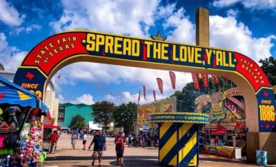 The Texas State Fair is Back & in Full Swing!