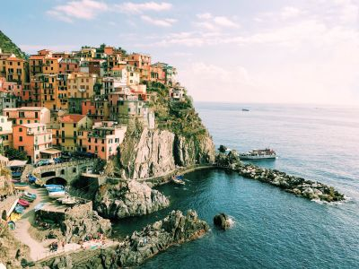 A REALTOR'S Romp Through Italy Brings Curiousity